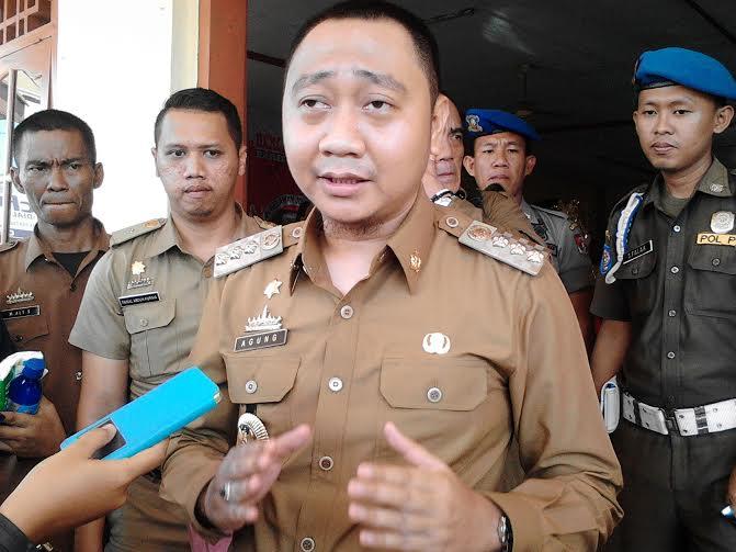 Bupati Lampung Utara H Agung Ilmu Mangkunegara | Lia/jejamo.com