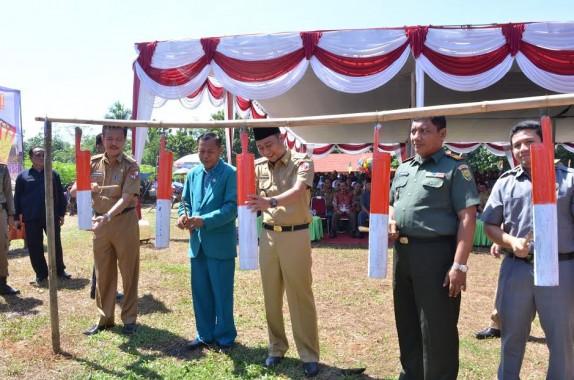 Bupati Lampung Utara: Yuk Gotong Royong