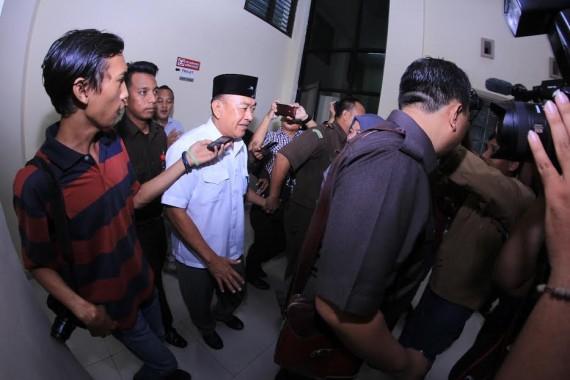 Cik Raden Disebut Jaksa Rekayasa Pencabulan dalam Penggerebekan City Spa Oktober 2015