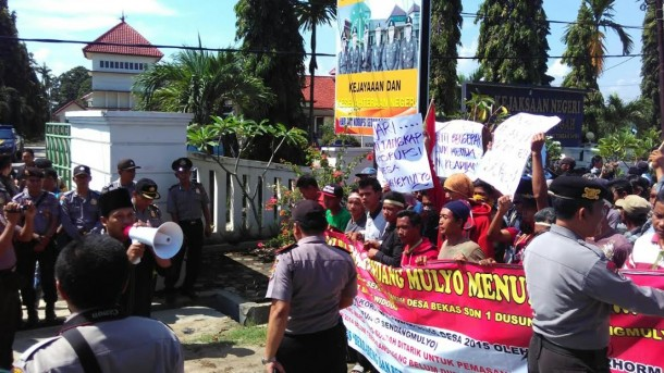 Sosialisasi Hukum di Lampung Timur, Warga Jadi Tahu Soal Sengketa Tanah