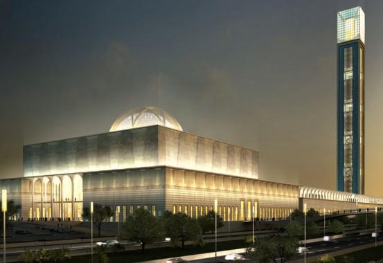 Aljazair Bangun Masjid Terbesar di Dunia