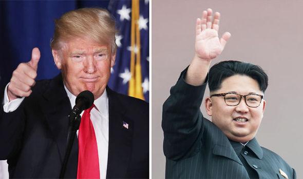 Donald Trump Ingin Temui Kim Jong-un Bahas Program Nuklir