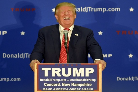 Kandidat calon presiden Amerika Serikat (AS) dari Partai Republik, Donald Trump | ist