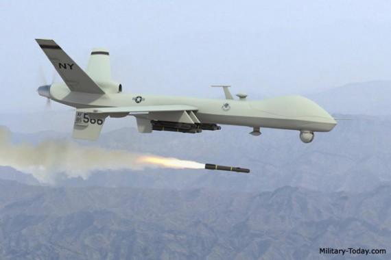Mengenal MQ-9 Reaper, Drone Pengintai Sekaligus Pembunuh Ampuh Militer AS