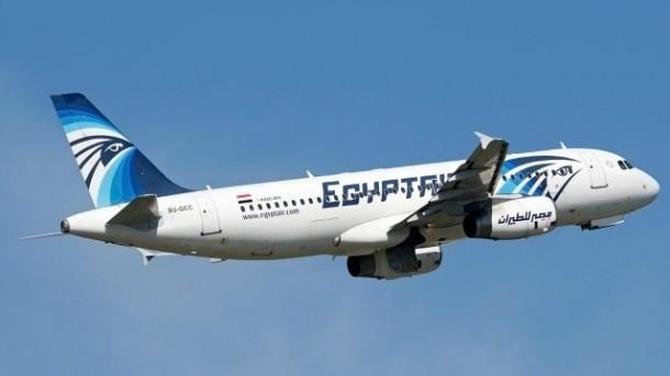 Militer Mesir Temukan Puing Pesawat EgpytAir yang Jatuh
