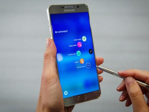 Galaxy Note 6 Dikabarkan Bakal Dilengkapi Baterai dan Penyimpanan Data Jumbo