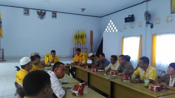 Golkar Lampung Tengah Rekomendasikan Penggantian Ahmad Junaidi Sunardi dari Ketua DPRD