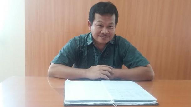 Kepala Bidang Sertifikasi dan Layanan Informasi Konsumen BPOM Lampung Hartadi | Tama/jejamo.com