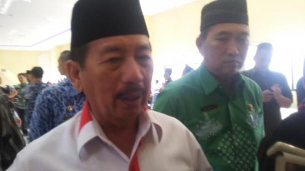 Wali Kota Bandar Lampung Herman HN | Tama/jejamo.com