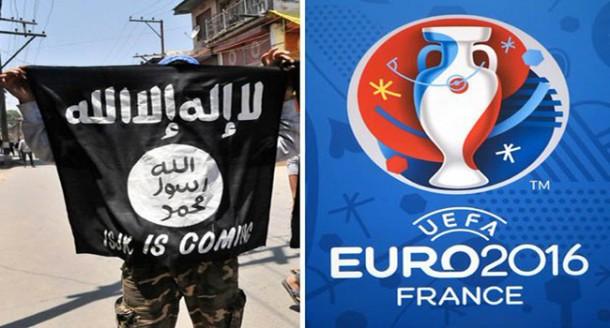 ISIS dan Piala Eropa 2016