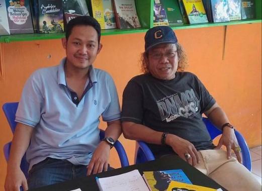 Aura Publishing Terbitkan Buku Puisi Isbedy Stiawan ZS, Peluncuran 4 Juni di Diggers