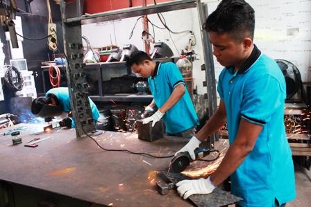 Seratusan Anak Putus Sekolah Kota Metro Ikuti Pembinaan di BLK