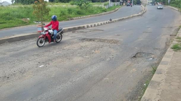 Infrastruktur Bandar Lampung: