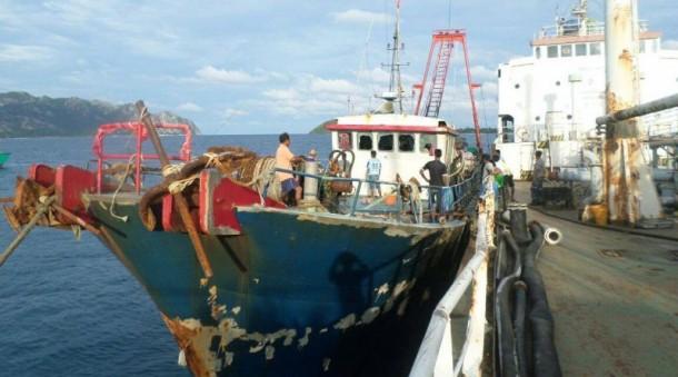 Pemerintah Cina Protes Penangkapan Kapal Nelayannya di Kepulauan Natuna