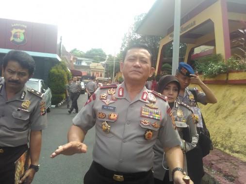 Soal Mayat Diduga Muhammad Pansor, Kapolda Lampung: Masih Diselidiki