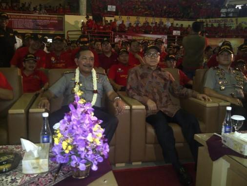 Kapolri Minta Aparat Polisi di Lampung Beking Narkoba Diberantas