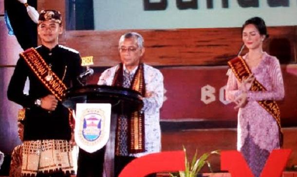 Asisten Destinasi Budaya, Kementerian Pariwisata RI Lokot Ahmad Endah | ist