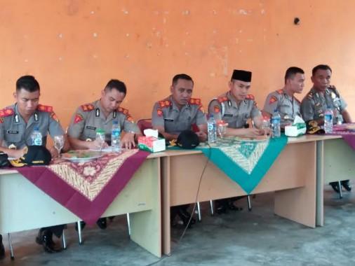 Mahasiswa PTIK Jakarta Angkatan 68 Beri Penyuluhan di Tulangbawang Barat