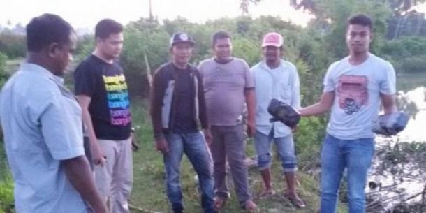 Mancing Ikan, Dua Pria di Aceh Utara Malah Dapat Bungkusan Ganja