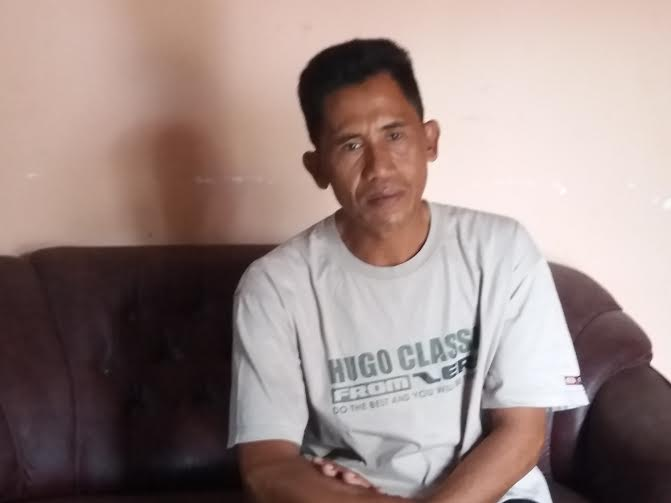 Kepala Tiyuh Margodadi Tulang Bawang Barat Ungkap Kesulitan Budiaya Kambing Etawa