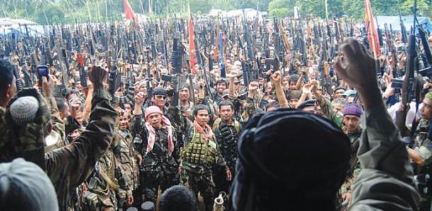 Dianggap Menyimpang, Milisi MILF Ikut Buru Kelompok Abu Sayyaf