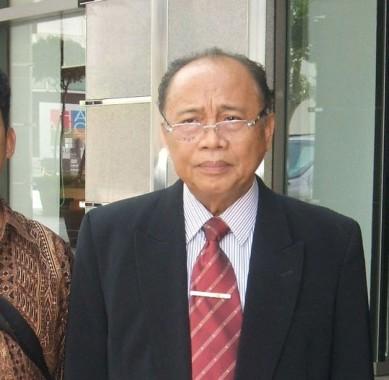 Mantan Rektor IAIN Raden Intan Lampung Profesor Musa Sueb. I Ist