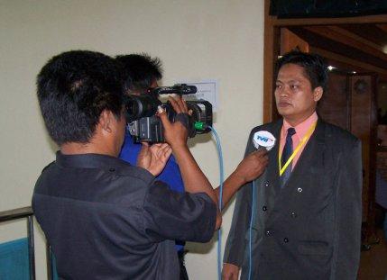 Kepala MA Darul Ulum Lampung Selatan Nazrin Rosyadi: Pendidikan Hanya Kejar Profit