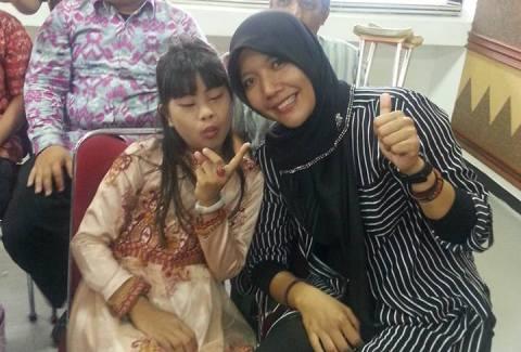 Sekolah Umum di Lampung Diminta Terima Anak Berkebutuhan Khusus