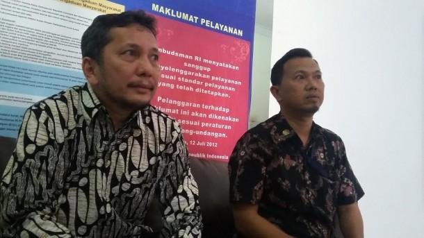 Ombudsman Dorong Pemprov Lampung Terbitkan Rekomendasi Transmisi Jalur Luar