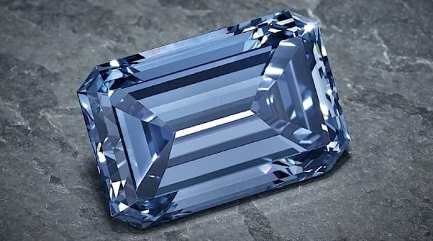 Berlian Oppenheimer Blue Akhirnya Laku Terjual Rp 786 Miliar