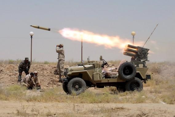 Militer Irak Lancarkan Operasi Besar Bebaskan Kota Fallujah dari ISIS