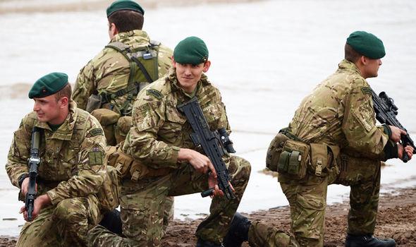 Pasukan Elite Inggris SBS Disergap Militan ISIS di Libya