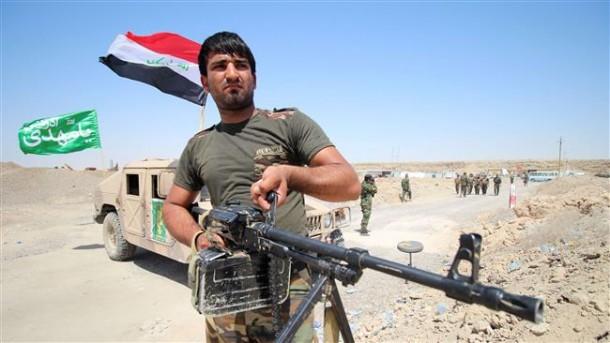 Pasukan Iraq