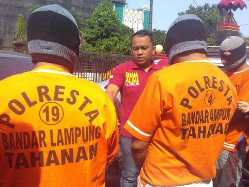 Cik Raden Ditahan, Pemkot Bandar Lampung Siapkan Kuasa Hukum