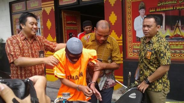 Usai Jual Motor Curian, Sahrul Warga Way Halim Bandar Lampung Foya-Foya dan Beli Tuak