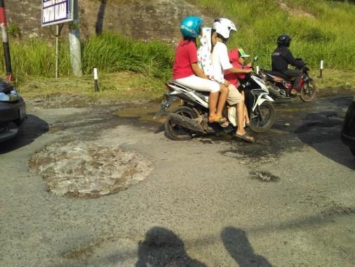 Direktorat Polair Polda Lampung Belum Terima Laporan Buaya Lepas