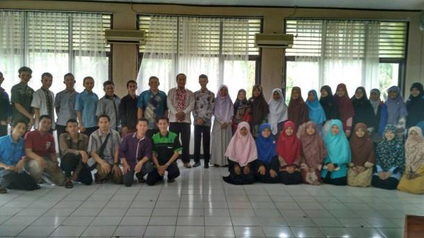 Pengurus FKAR Bandar Lampung. | Desliyani/Jejamo.com