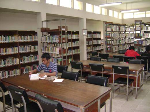 Perpustakaan | ist