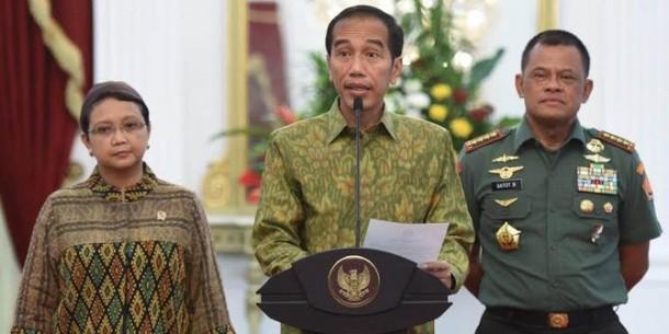 Presiden Jokowi Tanda Tangani Perppu Hukuman Kebiri