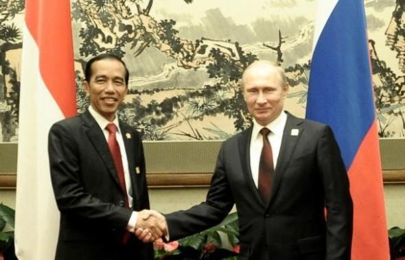 Indonesia dan Rusia Sepakati Kerjasama Pemberantasan Illegal Fishing
