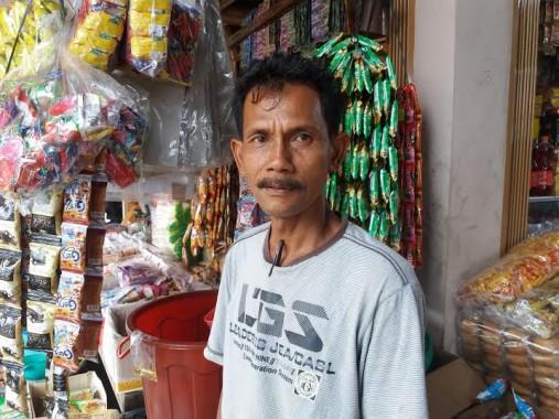 Jelang Ramadhan Harga Sembako dan Daging Ayam di Pasar Dayamurni Naik