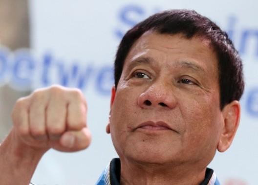 Presiden Terpilih Filipina Duterte Sebut Gereja Katolik Bermuka Dua