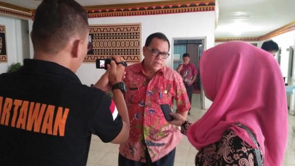 Pemkab Lampung Utara Pelajari Dugaan Korupsi Alat Kesehatan RSUD Ryacudu