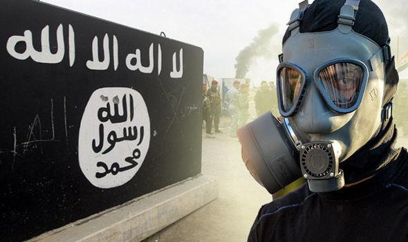ISIS Dilaporkan Mulai Uji Senjata Kimia pada Tahanan dan Hewan