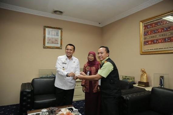 Gubernur Lampung M Ridho Ficardo ikuti Sensus Ekonomi 2016 | ist