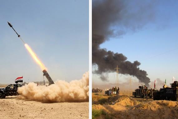 Komandan ISIS untuk Kota Fallujah Tewas oleh Serangan Udara AS