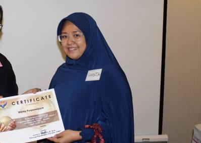 Psikolog dan dosen Bimbingan Konseling FKIP Universitas Lampung Shinta Mayasari. | Ist