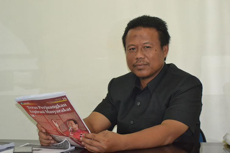 Ketua Komisi IV DPRD Lampung Tengah | Raeza/jejamo.com