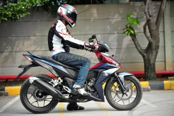 Supra GTR 150, Motor Bebek Baru Honda Pelahap Semua Kondisi Jalan