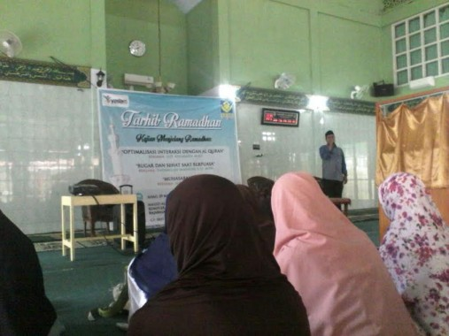 Bimbel Nurul Fikri Bandar Lampung Gelar Doa Bersama Jelang SBMPTN